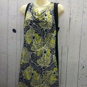 BCBG MaxAzria Floral Print Dress